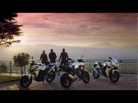 New 2013 Honda 500 series - CB500F - CB500X - CBR500R