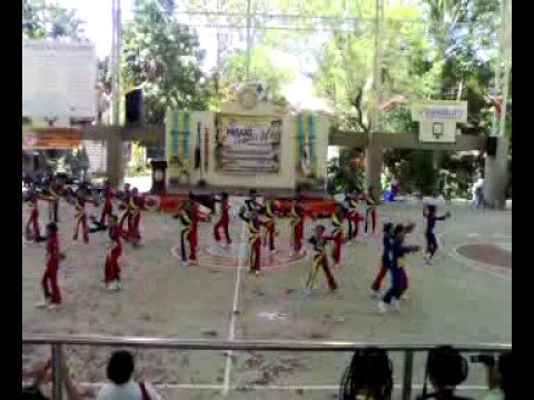 DAVAO CHRISTIAN LEARNING CENTER / JASMIN ST., JUNA AVENUE, (davao city philippines).... Champion in the Cheerdance Competition (Elementary Level) PRISAAD Game 2008
