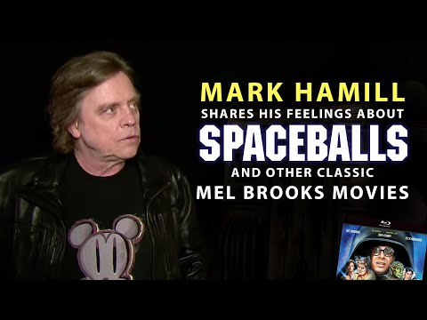 Mark Hamill Talks About Spaceballs