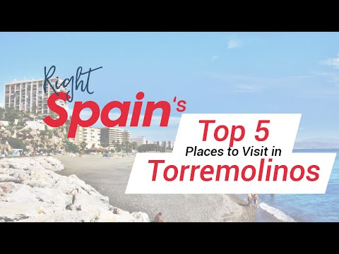 Top 5 Places to Visit In Torremolinos, Spain 2016.