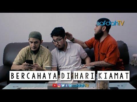 Adab Harian Muslim: Disemir... Biarin Bercahaya Di Hari Kiamat - Bang Ferry, Bang Derry & Bang Tole