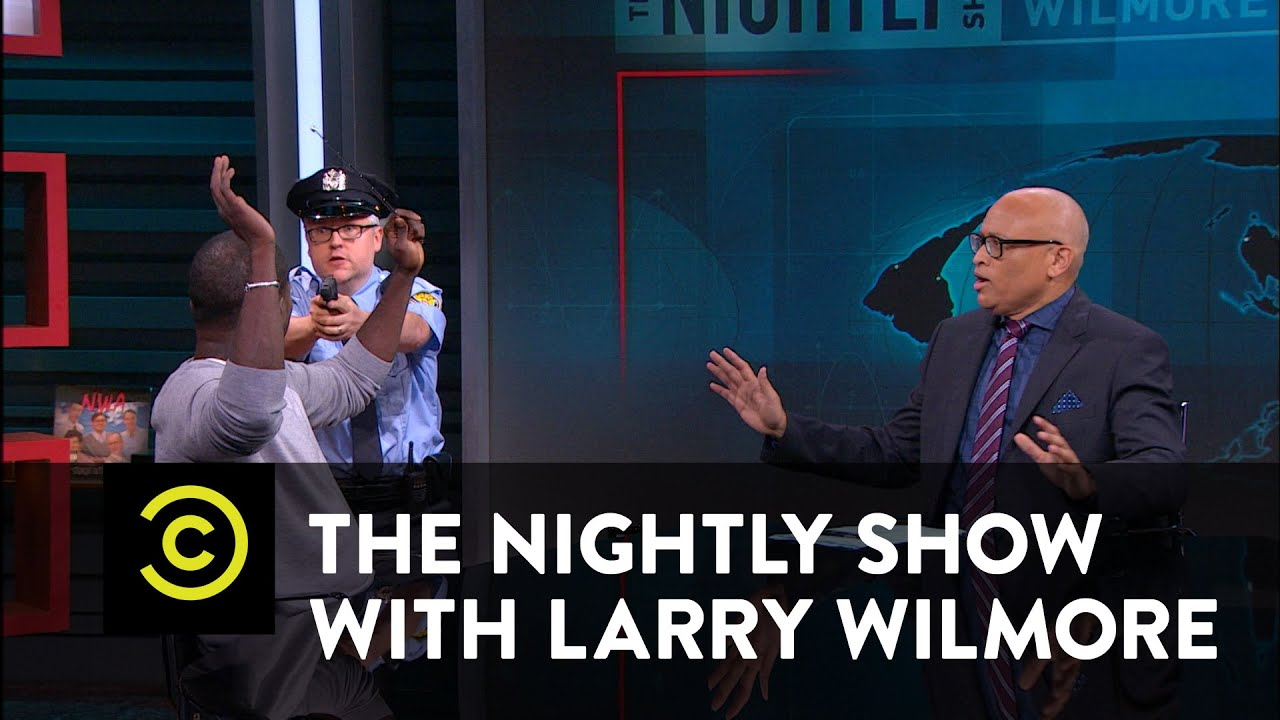 The Nightly Show - 7/30/15 in :60 Seconds