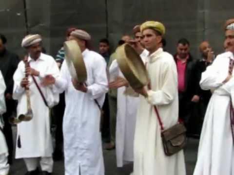 Ça c'est Wazemmes ! le groupe Noujoum Reggada-El Arfa de la ville d'Oujda (Maroc)