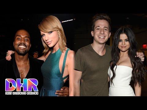 Taylor Swift Suing Kanye? Selena Gomez & Charlie Puth Flirt On Stage (DHR)