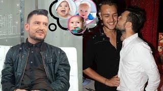 Michal kwiatkowski bientôt papa avec son mari Maxime ?