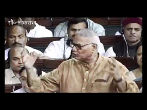 YuvaiTV: Power Speech: Sh. Yashwant Sinha on Inflation Part-III: 28.02.2012