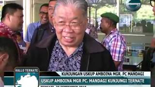 Download Lagu USKUP AMBOINA MGR PC MANDAGI KUNJUNGI MALUKU UTARA Gratis STAFABAND