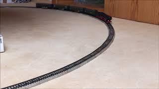 BR 11 Märklin 3390 Digital auf dem größten M-Gleis Radius R 10 2225mm