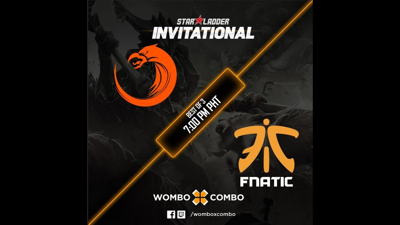 TNC Pro Team vs Fnatic Game 2 (BO3) | Starladder i-League Invitational