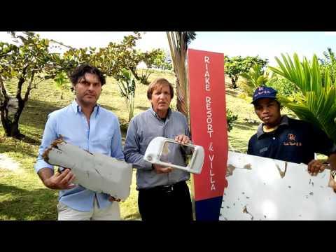 Vol 370 Malaysia Airlines Île Sainte-Marie Madagascar