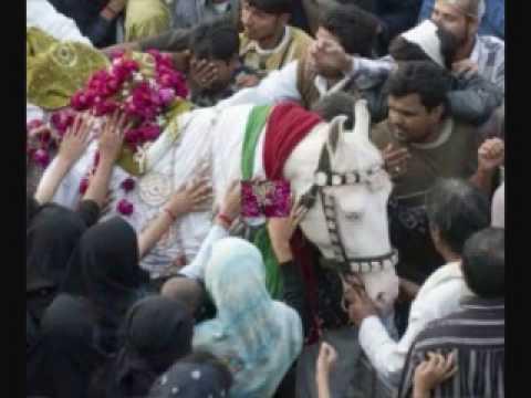Noha .shahadat Hazrat Abbas ,2 Singer Allah Ditta Looneywala video