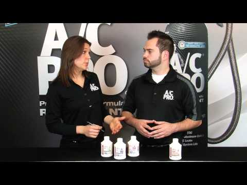 Ask the Pro #9: Which A/C Refrigerant Oil to Use