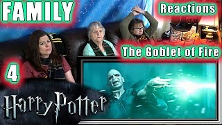 Harry Potter and the Goblet of Fire | FAMILY Reactions | Fair Use | 4