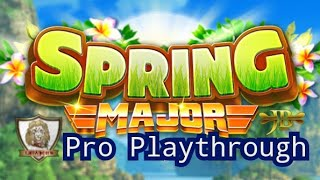 Golf Clash, Spring Major - Pro Playthrough