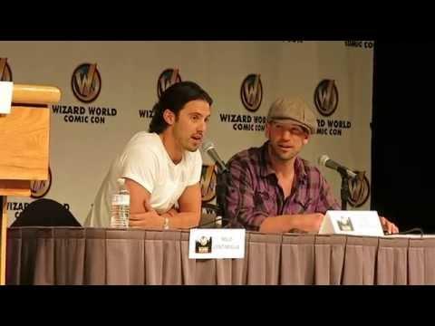 STL Comic Con 2014 - Milo Ventimiglia & Jon Bernthal (pt.1)