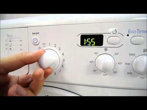 Как выбрать стиральную машину indesit