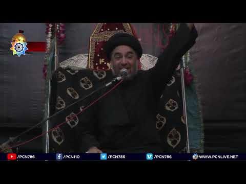Maulana Syed Ali Raza Rizvi 2019  4 Moharram  4 September 2019  Rizvia Society