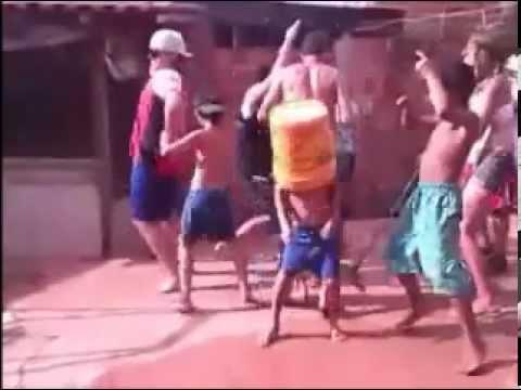 Harlem Shake video