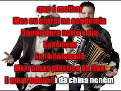 Edson E Vinicius   Feinho Zero De Chance