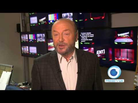 Similarities between Mike Brown and Mark Duggan? - George Galloway - Press TV - 27th November 2014