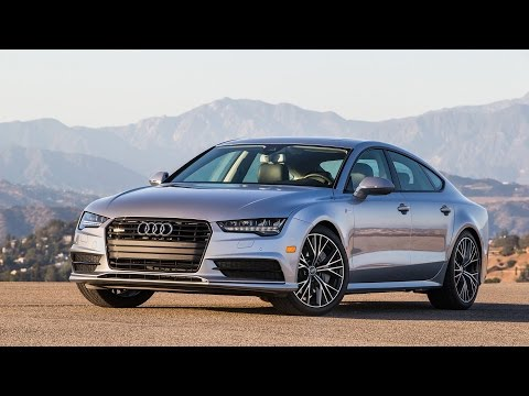 2016 Audi A7 Review Ratings Specs Prices and Photos  The Car