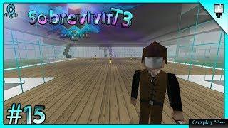 La casa tiene más forma / Sobrevivir en Survivalcraft 2 2.1.14 Gameplay - Temporada 3 / #15
