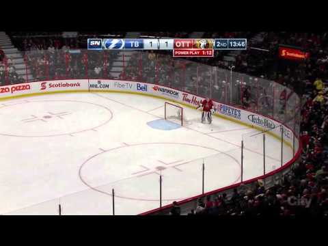 Tampa Bay Lightning vs Ottawa Senators 04.01.2015
