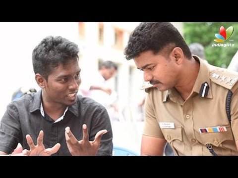 Vijay's Theri Shooting Completed | Atlee, Amy Jackson | Hot Tamil Cinema News