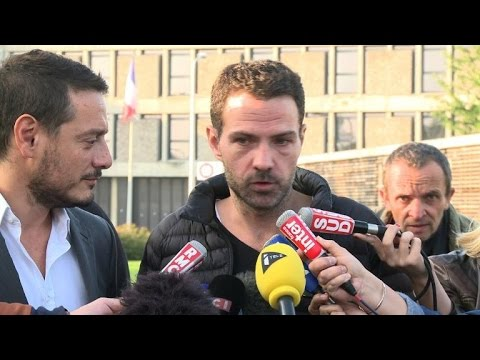French rogue trader Kerviel celebrates conditional release