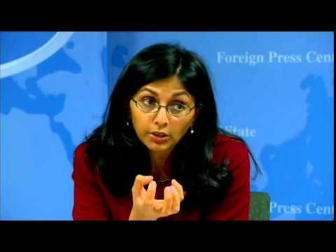 Assistant Secretary Biswal Delivers Remarks on Indian Prime Minister Modi's Visit to U.S.