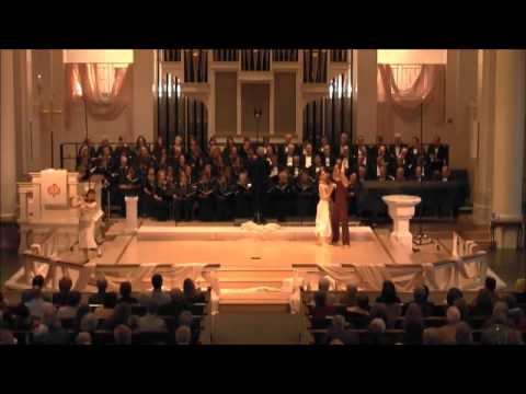 "Mimi Stillman, flute / Bucks County Choral Society / Rodion Shchedrin's ""The Sealed Angel"""