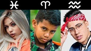 O FUNK DE CADA SIGNO (Kevinho, Melody, MC Bruninho ...)