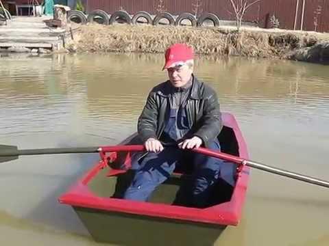Тент своими руками лодка