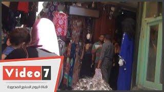 بالفيديو.. شاهد «حارة الكحكيين» أقدم منطقة لصناعة «الكحك» منذ عهد الفاطميين