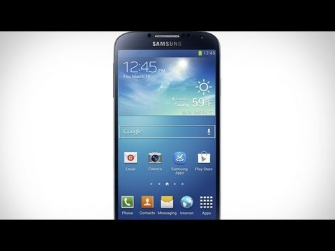 IGN Reviews - Samsung Galaxy S4 Video Review