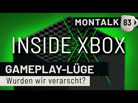 Grafisch geil geht anders: neue Spiele für Xbox Series X | Montalk #83