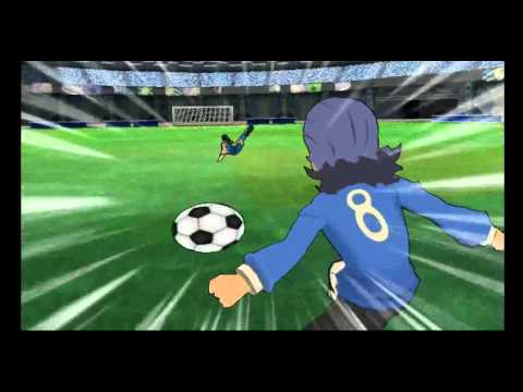 Inazuma Eleven Go Strikers 2013 Skills -part 2 video