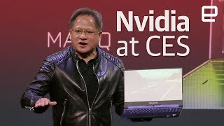 NVIDIA's CES 2018 event in less than 10 minutes