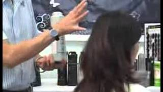 Dạy kỹ thuật uốn tóc - phần 3