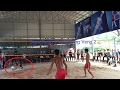 Lagu Cambodia Volleyball Match Siem Reap Vs Onlung Veng (1 Vs 2)  Part 91
