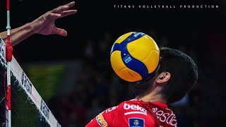 Powerful Spikes | Continental Tokyo Volleyball Qualification 2020