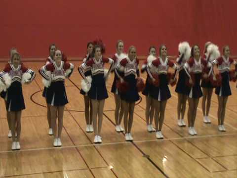 Franklin High School Pom Pon 2009 Video