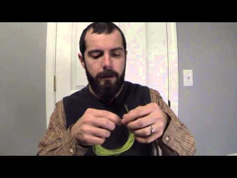 Initial Impressions: Picharpak 1.1mm Dyneema Line with Reflective Tracer