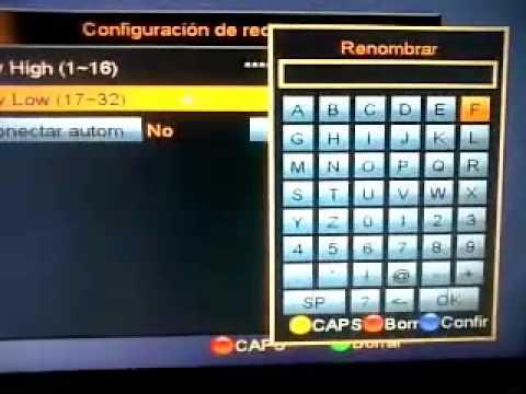 Guia de Configuracion Iks Ilimitado Azcamd en Azamerica s808. s812