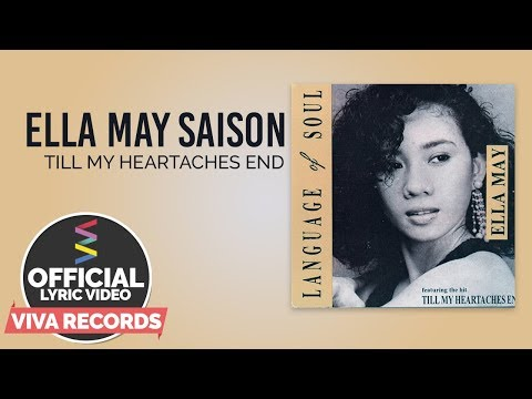 Ella May Saison — Till My Heartaches End [Official Lyric Video]
