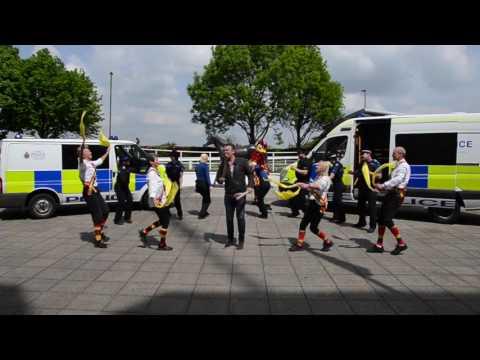 East Surrey Police Running Man Challenge