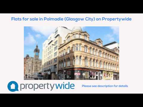 Flats for sale in Polmadie (Glasgow City) on Propertywide
