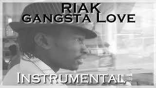 Riak - Gangsta Love (Instrumental)
