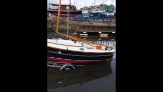 IRIS slipped in Poole Harbour