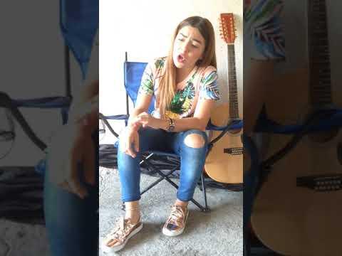 En Definitiva - Alfredo Olivas (cover) Litzy Covarrubias